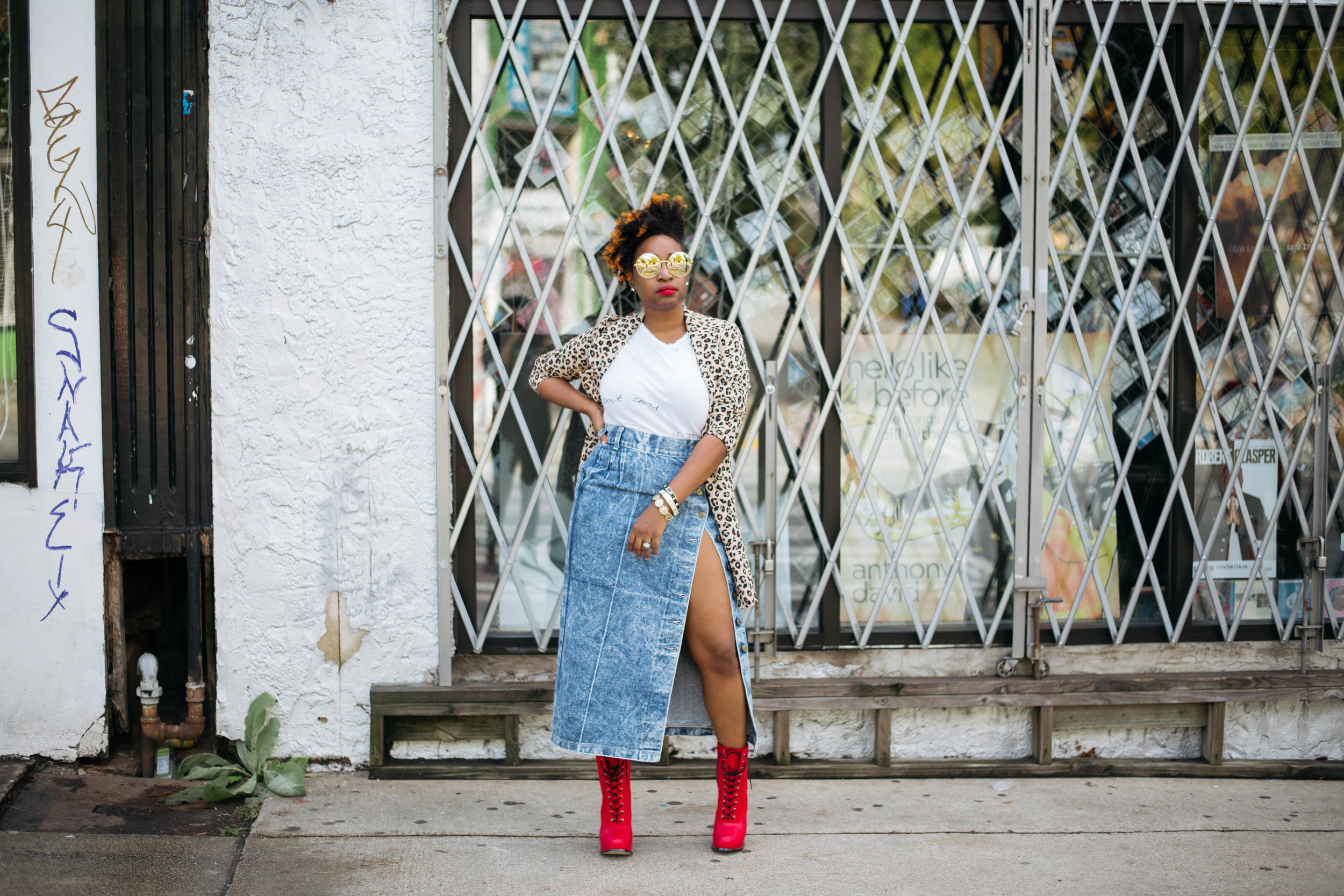 Melodie Stewart, Atlanta Top blogger, Personal Stylist