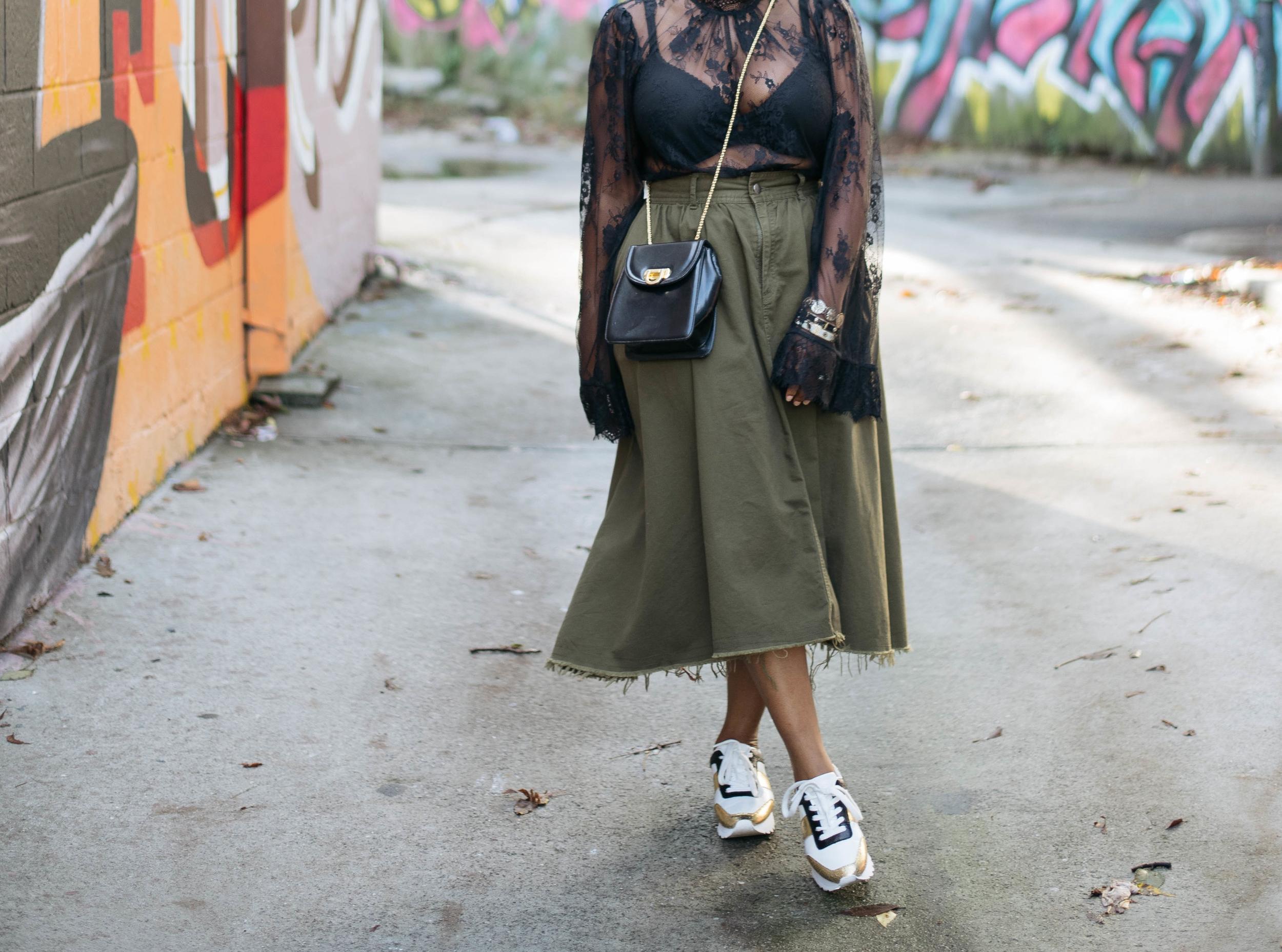 Atlanta Personal Stylist, Top Atlanta Blogger, Melodie Stewart