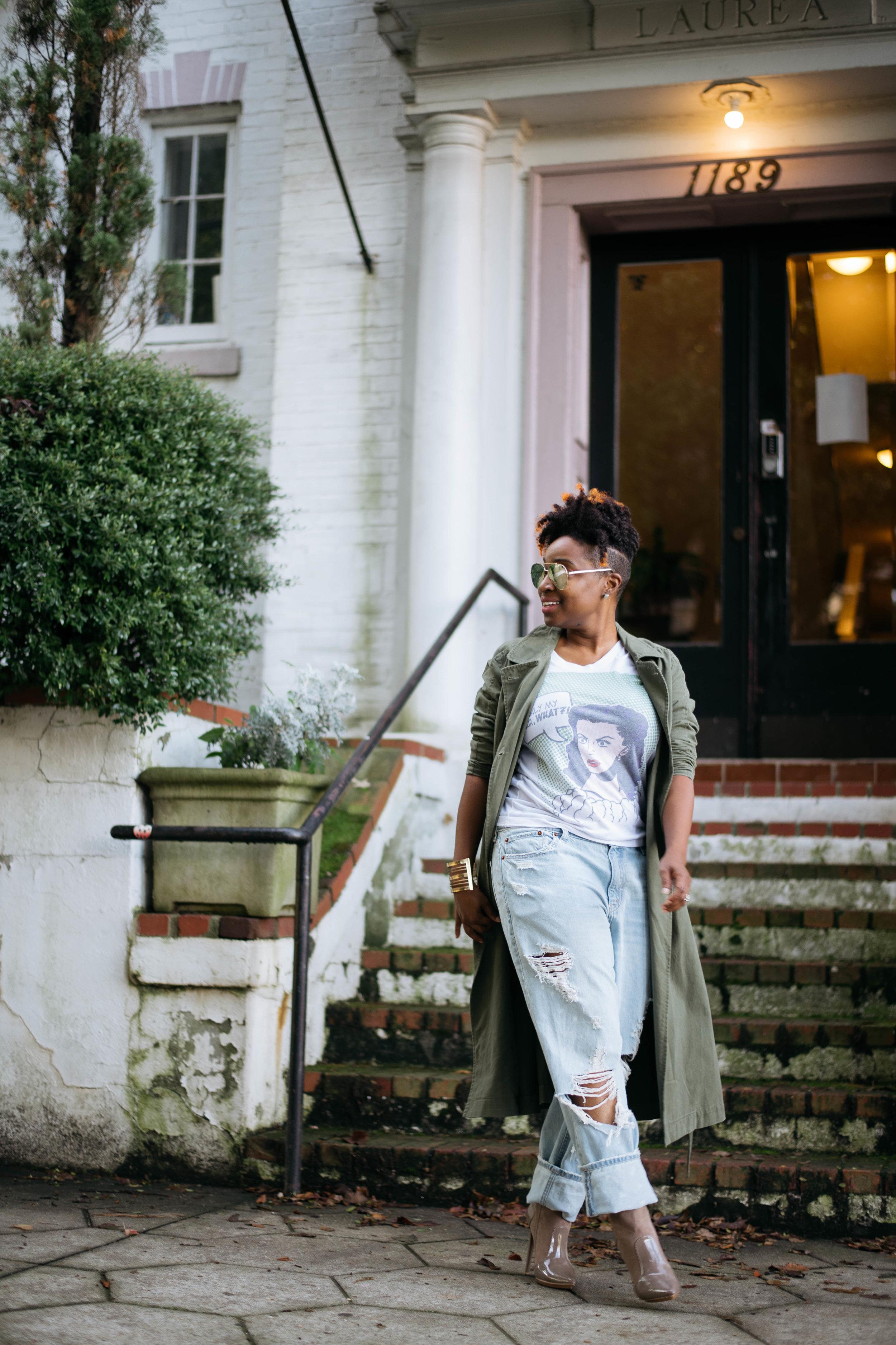 Melodie Stewart, Atlanta Personal Stylist, Top Atlanta Blogger