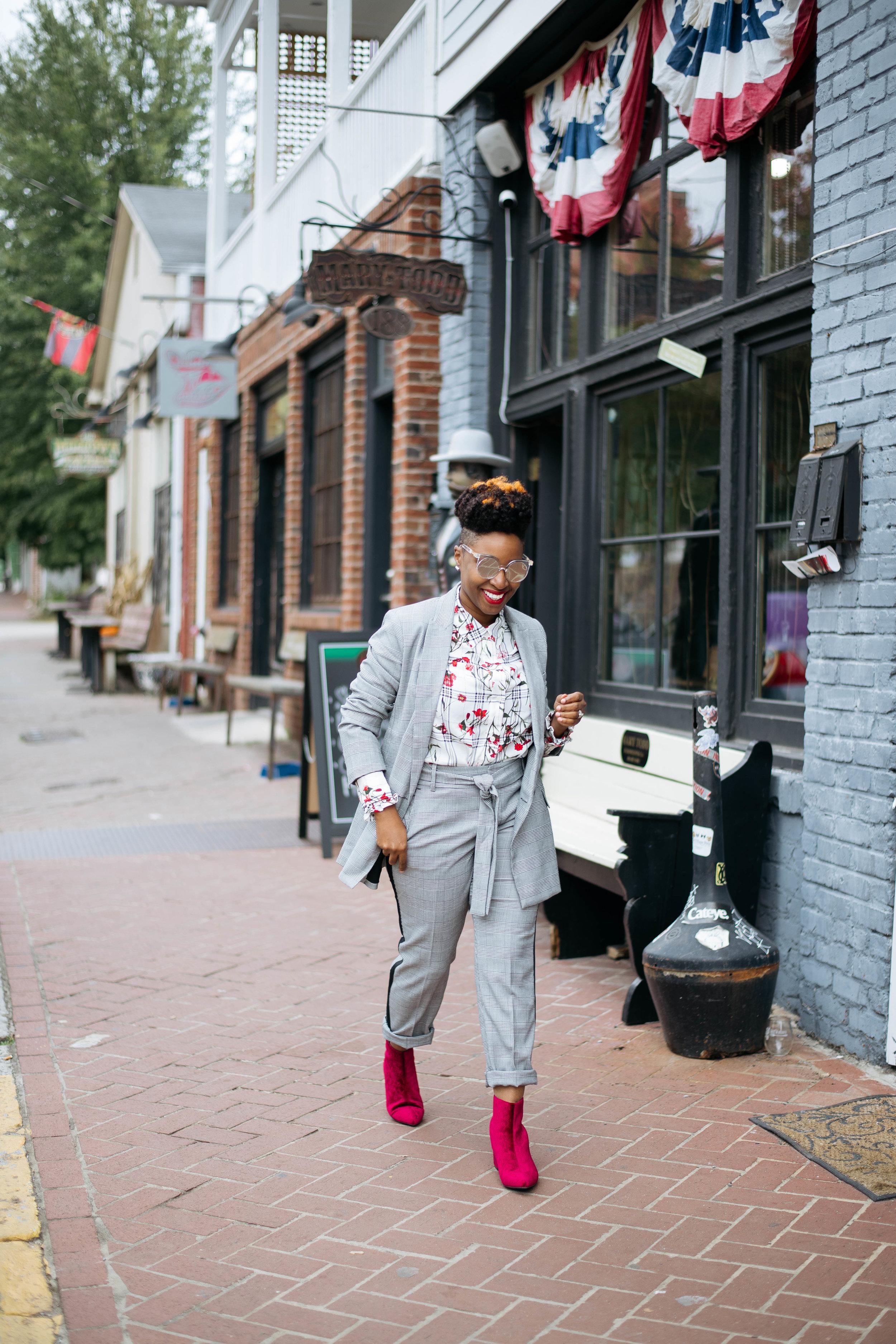 Melodie Stewart, Top Atlanta Blogger, Atlanta stylist