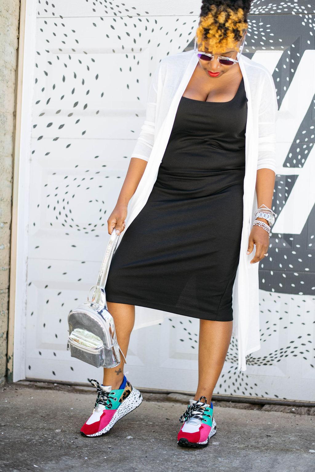 Atlanta personal stylist, Top Atlanta blogger, melodiestewart.com, sneakers street style