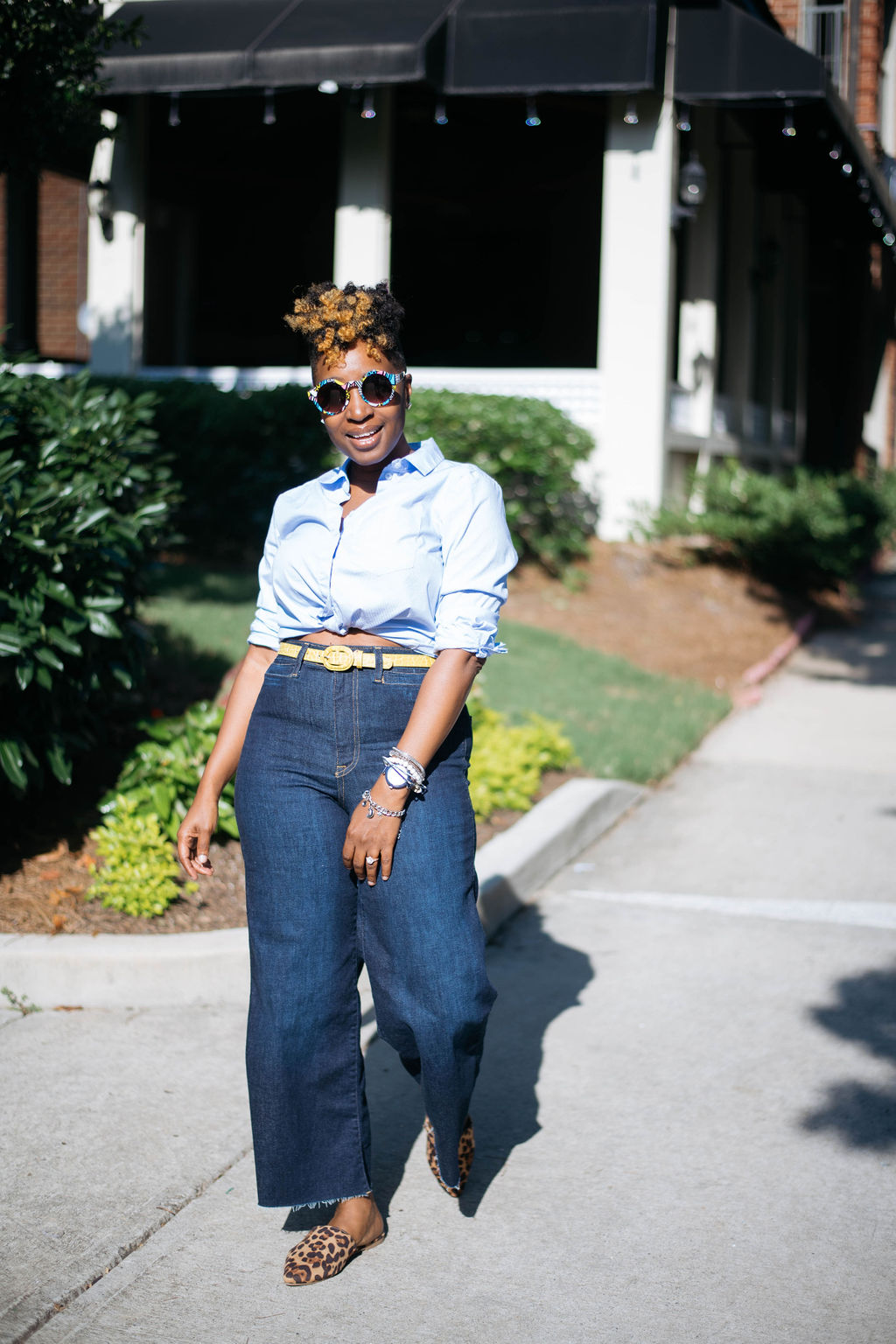 Why I Don't Wear Makeup, Top Atlanta Blogger, melodiestewart.com, Atlanta Street style