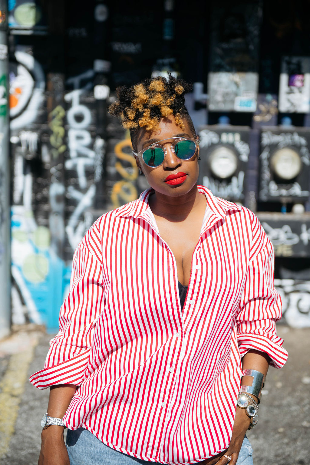 MEET MELODIE - Get to know the fashionable stylist behind your favorite looks!