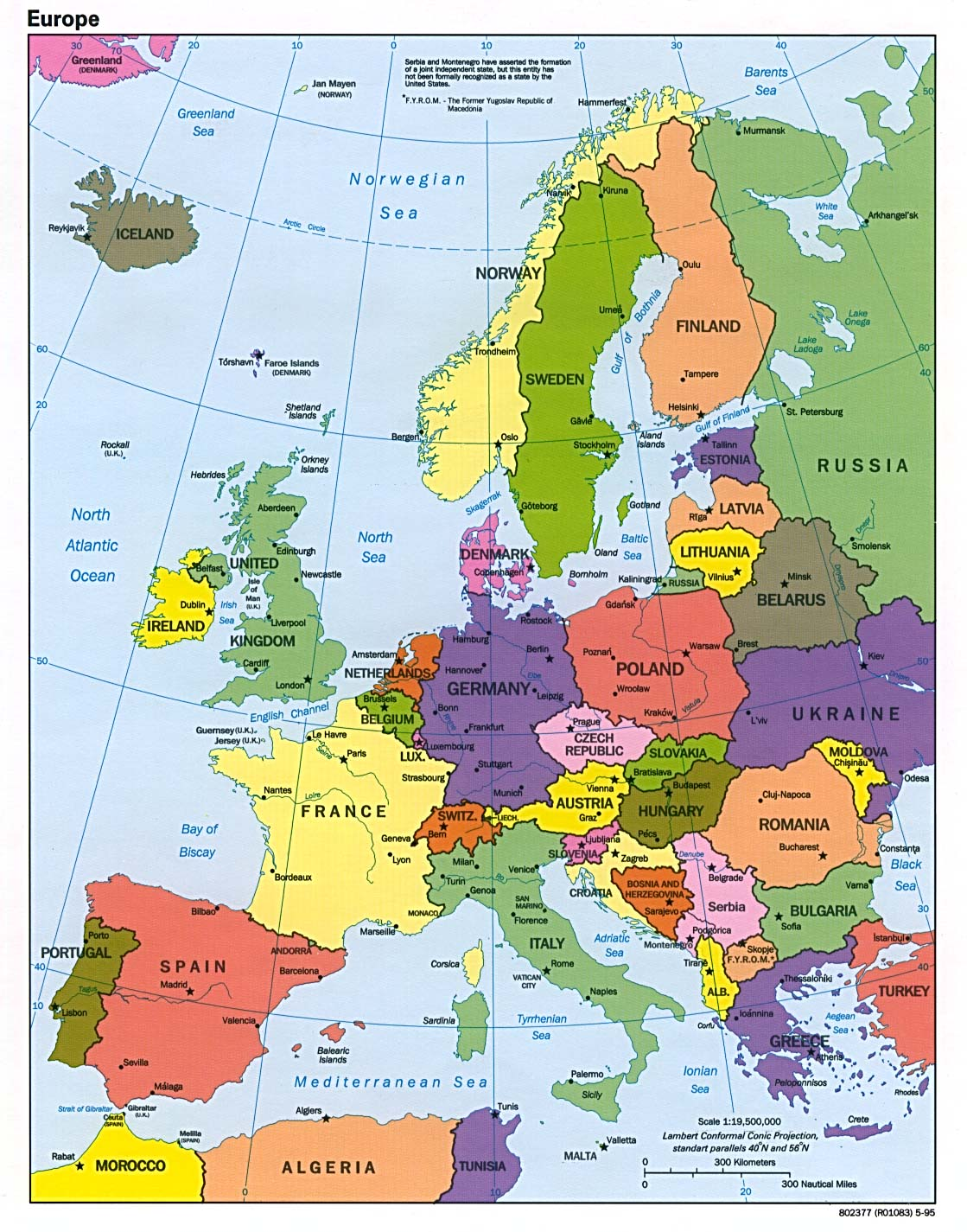Can you find Denmark? It's cool if you can't, unless you are Danish, into Smørrebrød or into a certain kind of prog/metal fusion rock,it's ok to admit. But learn a bit now. Really! Go here:  Denmark?  Denmark! and here  DENMARK .