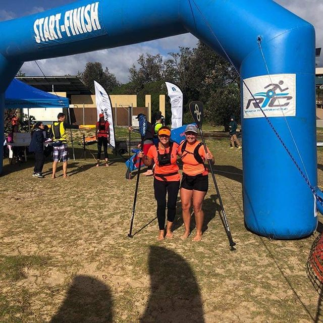 A big shout out to our incredible Coasting instructors @supfitsharon and @stillwaterpaddleboards ⠀⠀ Competing in Gippsland Paddle Challenge 27km course is no small feat. ⠀⠀ ⠀⠀ Both of these superstars finished with top results in both of their respective division 🙌⠀⠀ ⠀⠀ #gippslandlakespaddlechallenge #coastingsup #standuppaddle #sup #thisgirlcanvic #victoria #changeourgame #vichealth
