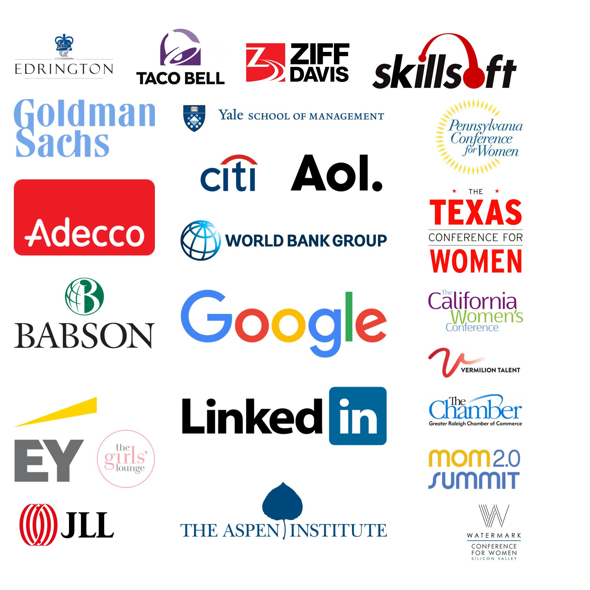 Website Logos Grid