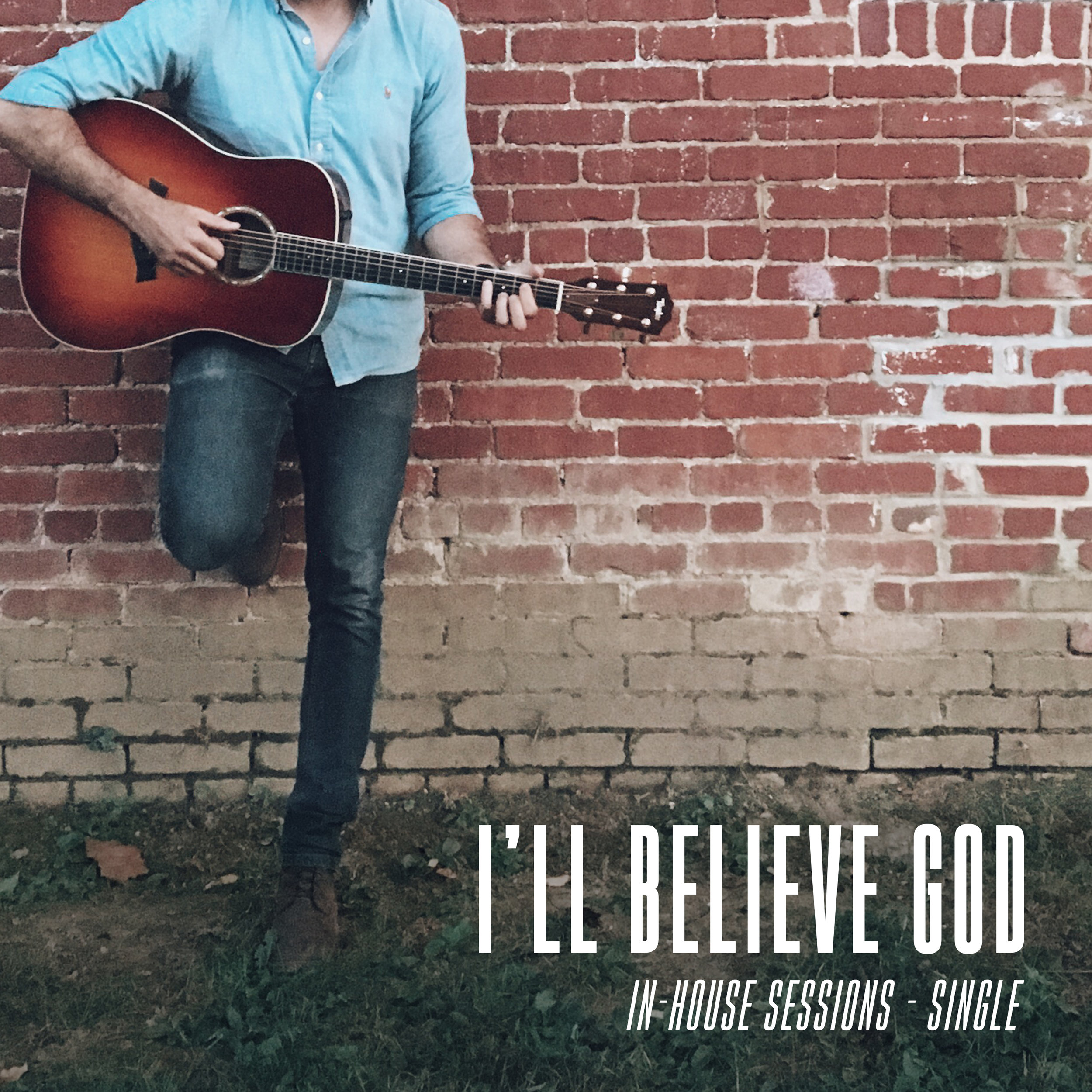 This song originates from trying to articulate that we can believe God no matter the circumstance because of His character and His ability.