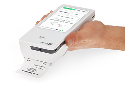 Clover Flex Mobile POS point of sale