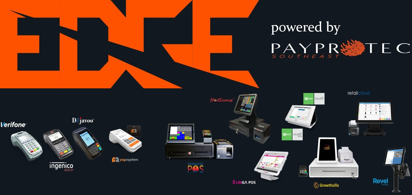 PayProTec POS point of sale system options.
