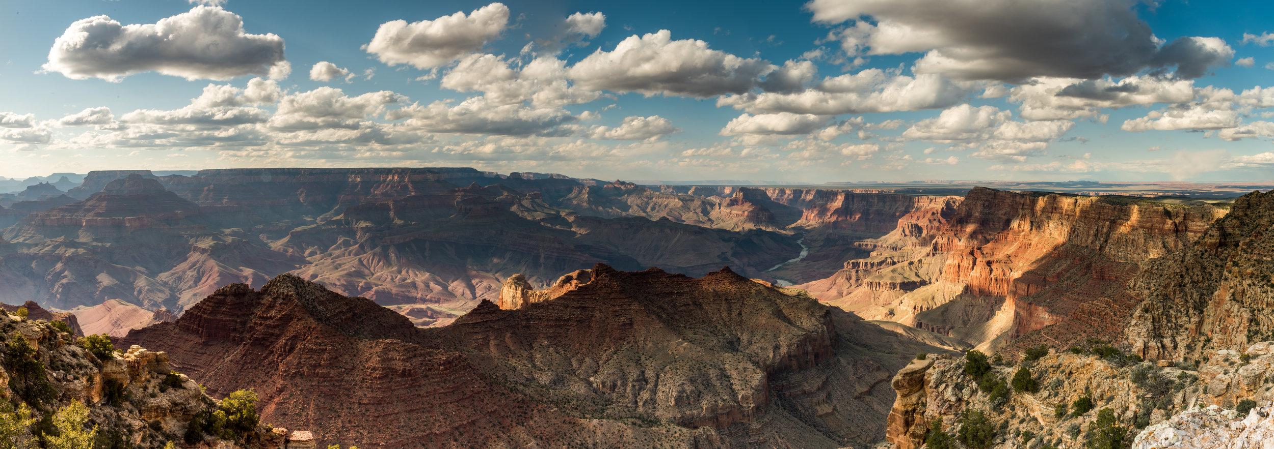 Navajo Point Panorama