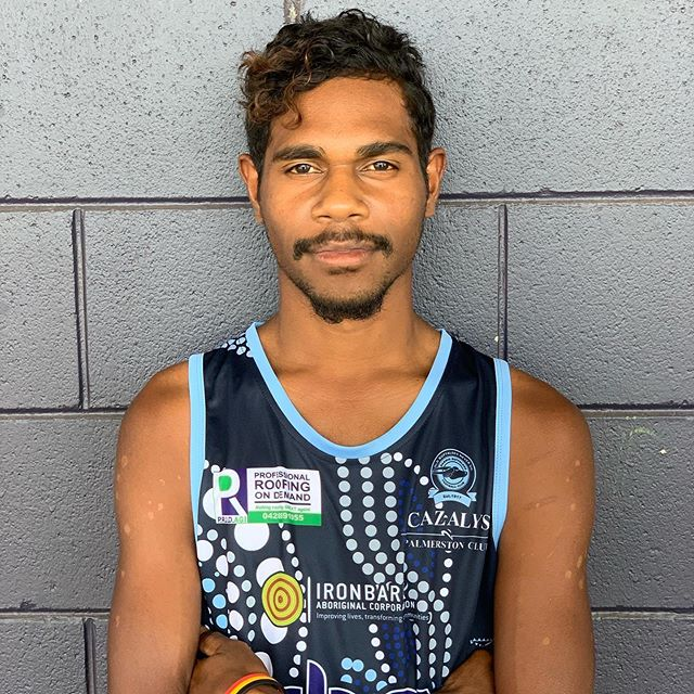 JT, debutant Donga, Luke & visiting our favourite 🐶 Joey sets us up for Div 1 action for @darwinbuffaloesfc today. @rirratjingu are proud to provide opportunities in season 5 of the Rirratjingu Football Program. #rirratjingu #indigenous
