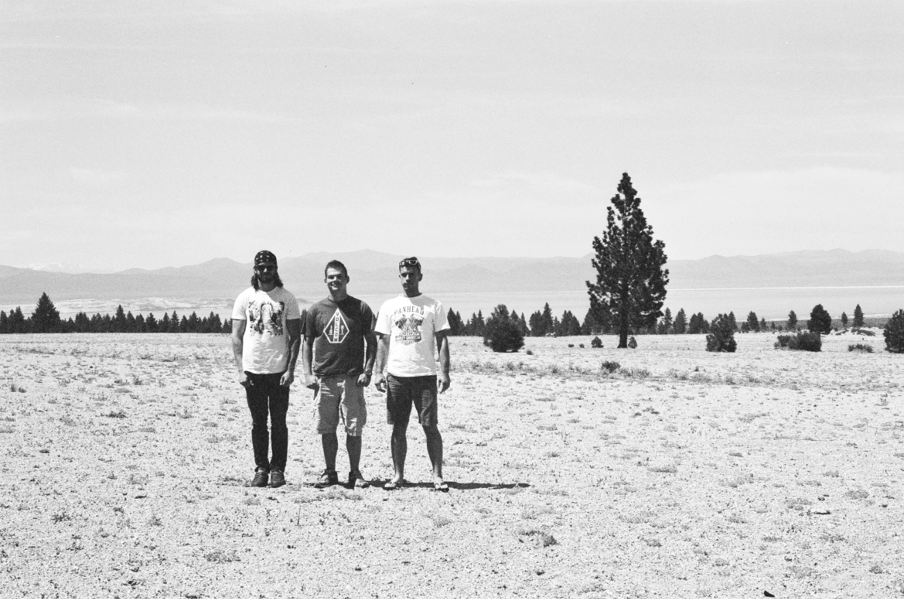 Woolley, Howes, and Me - Mono Lake