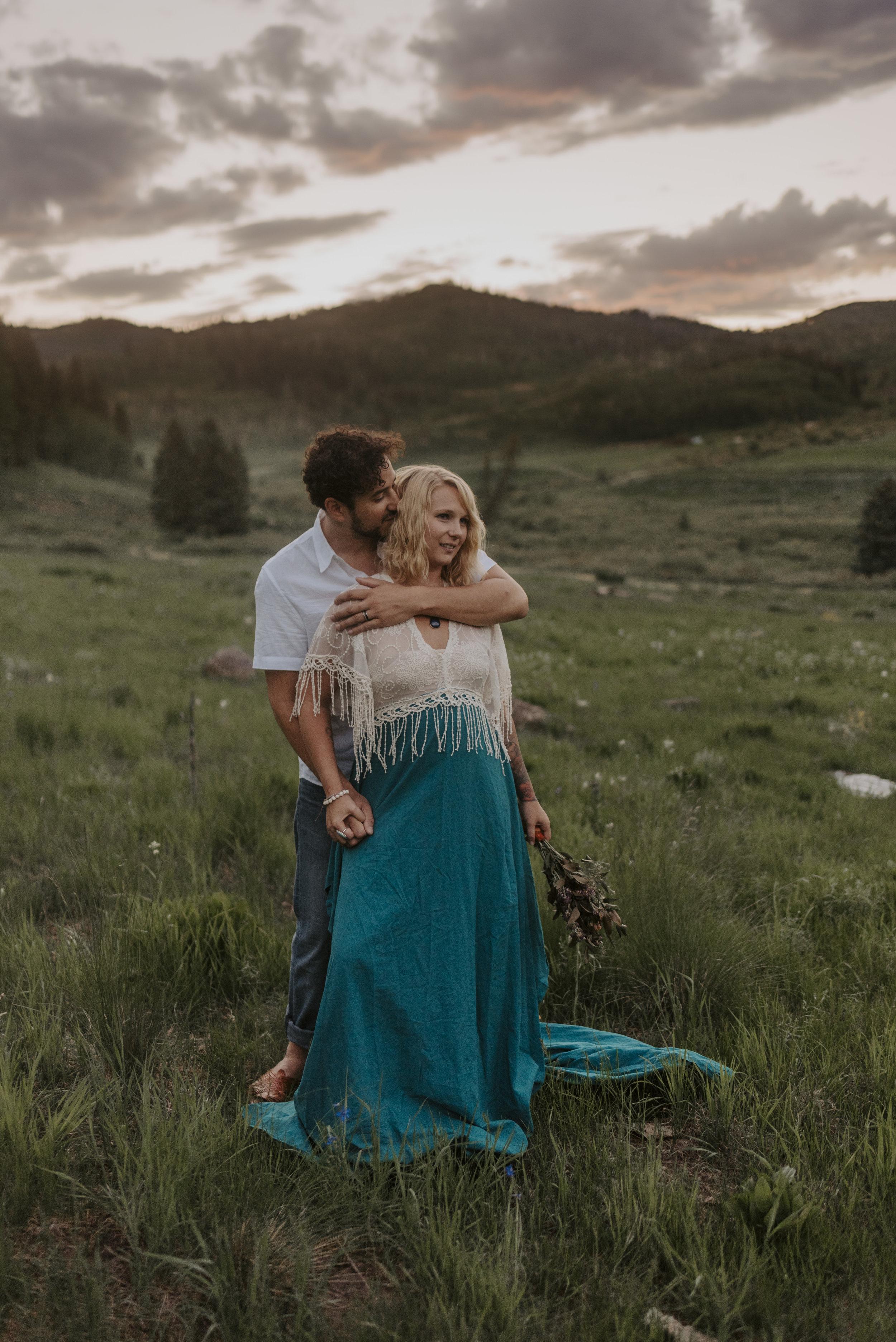 Breelle Hilsenrath Photography Anniversayry Portraits Colorado