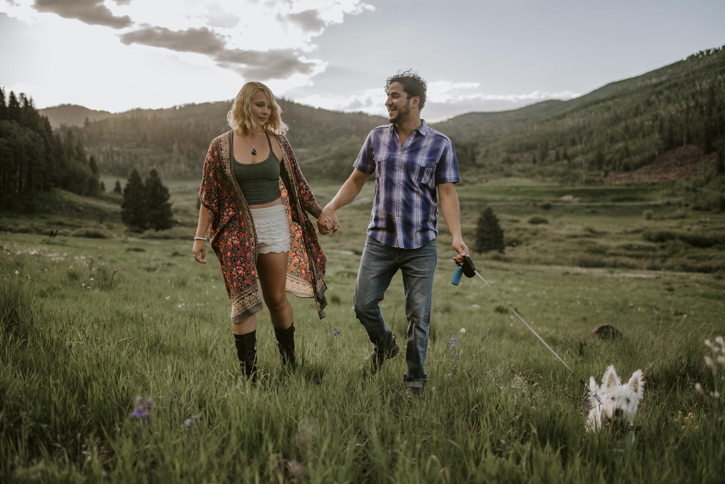 Breelle Hilsenrath Photography Anniversary Portraits Colorado