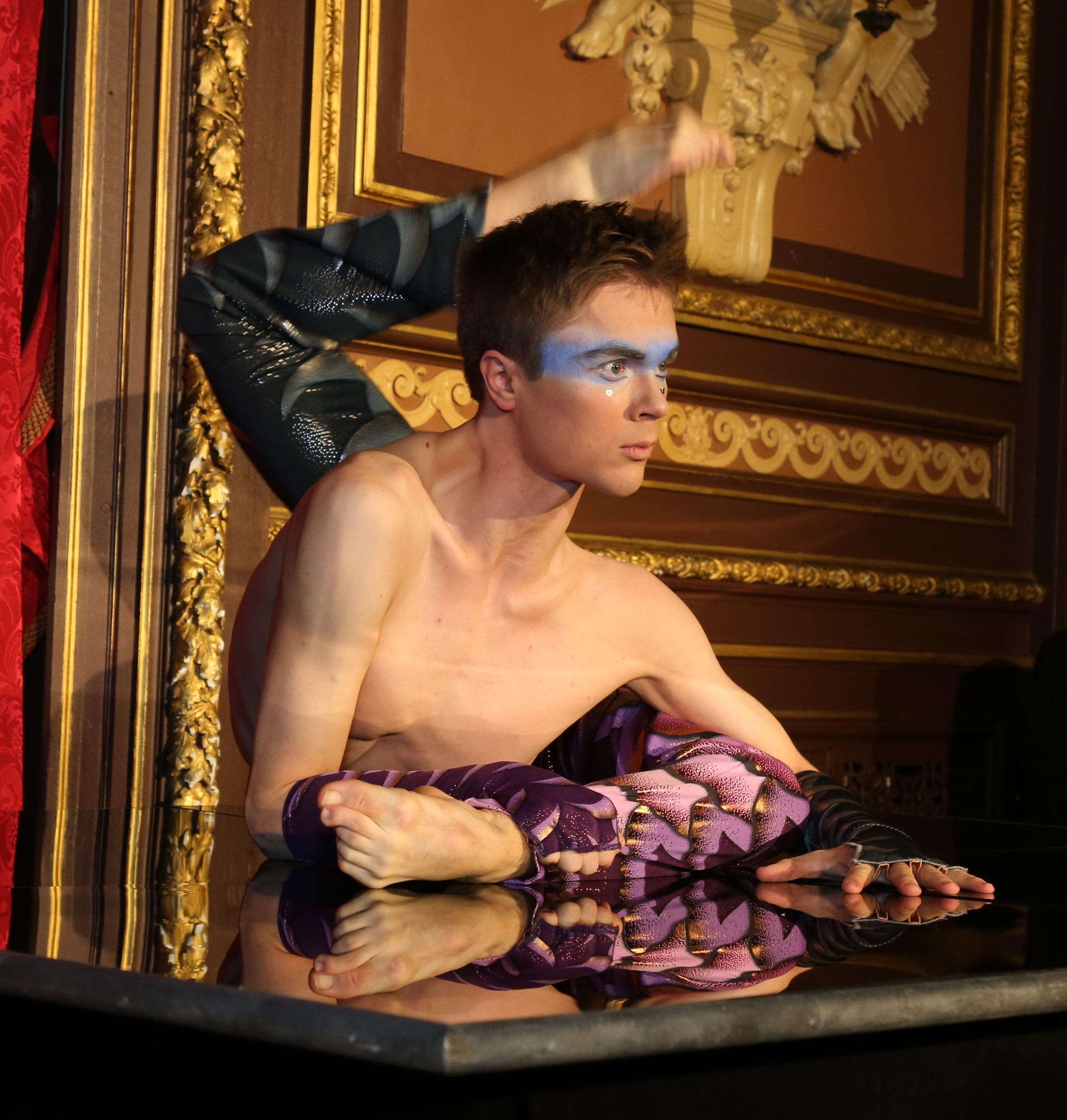 Aleksei Goloborodlo, Cirque du Soleil