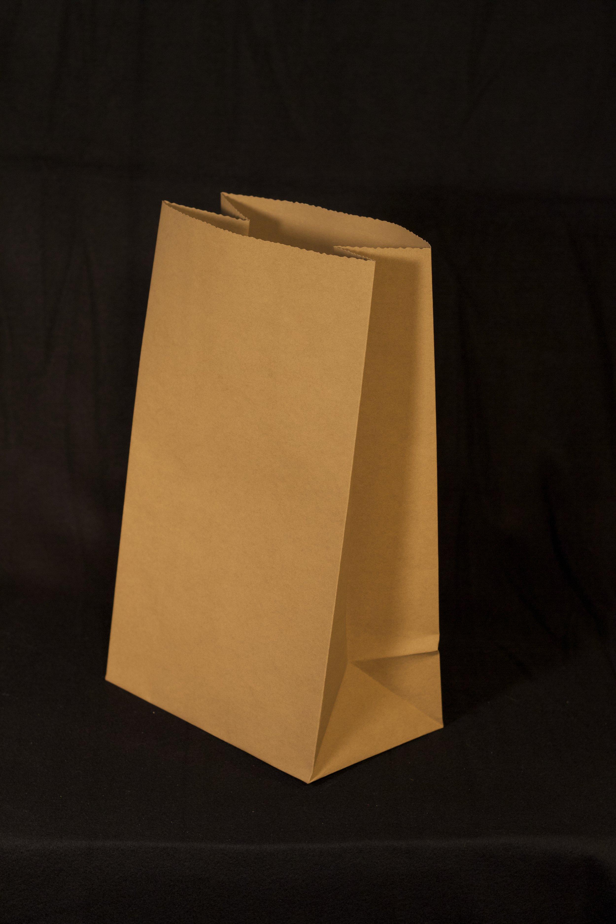SILENT BAKERY BAG7 WIDE X 4 1/2 DEEP X 12 1/2 TALL
