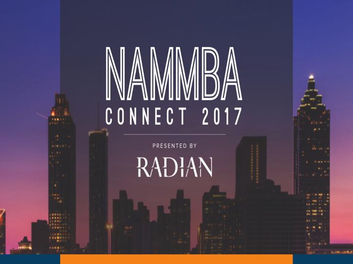 Opening NAMMBA Presentation   Tony Thompson CEO and Founder  NAMMBA