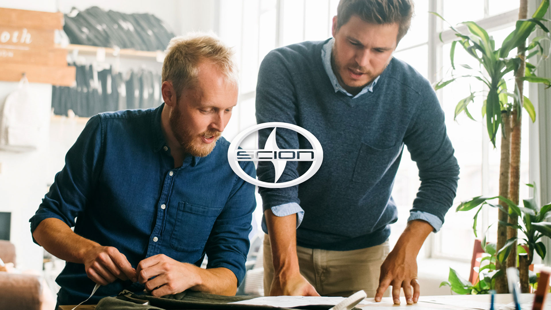 Scion, a Toyota company. - Product launch, Content funnel, Website, Video, Social.