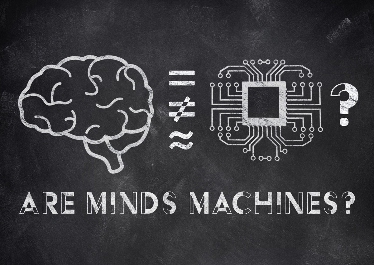 Minds, Machines, & Mathematics