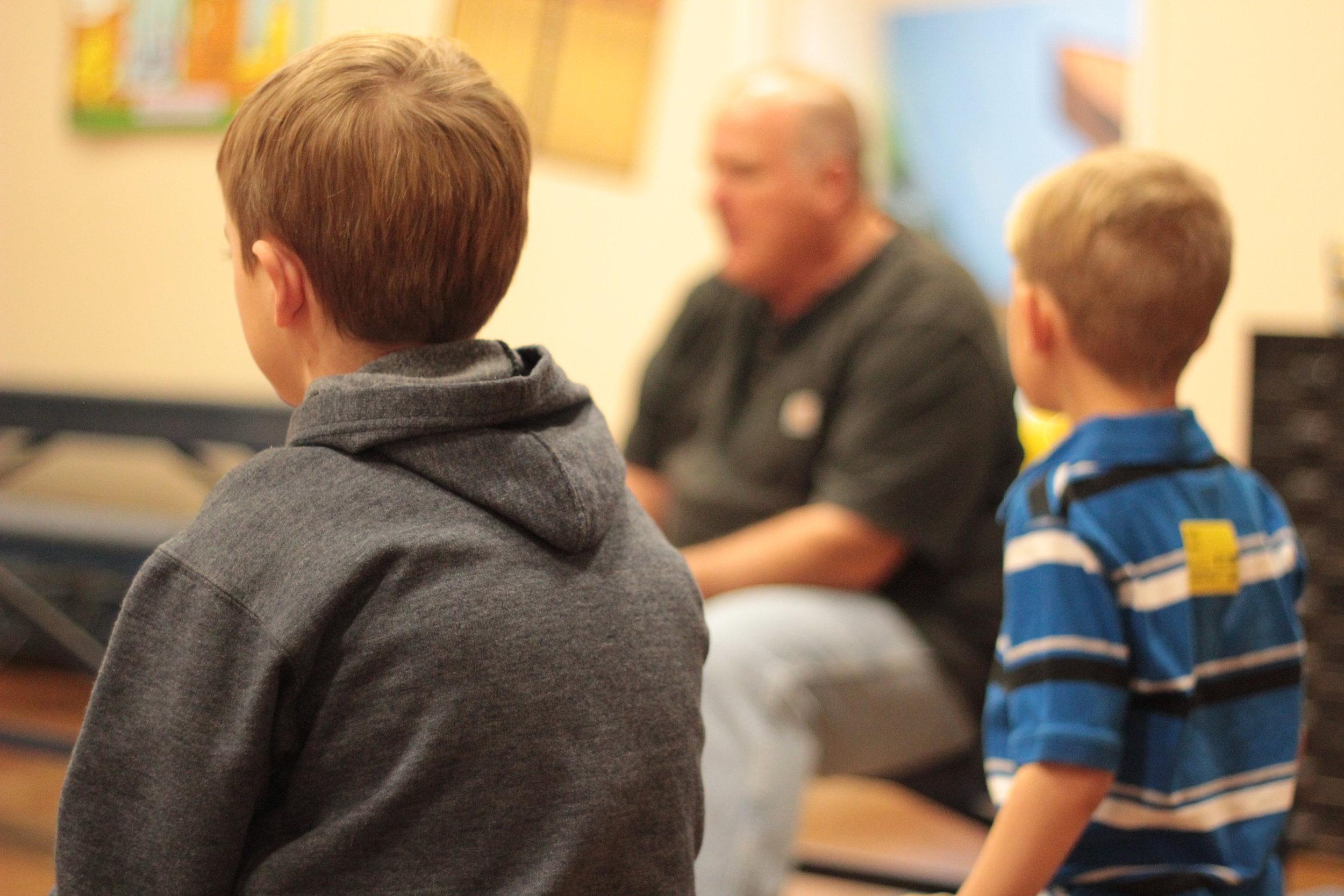 Children's Church - 4 years through 5th grade