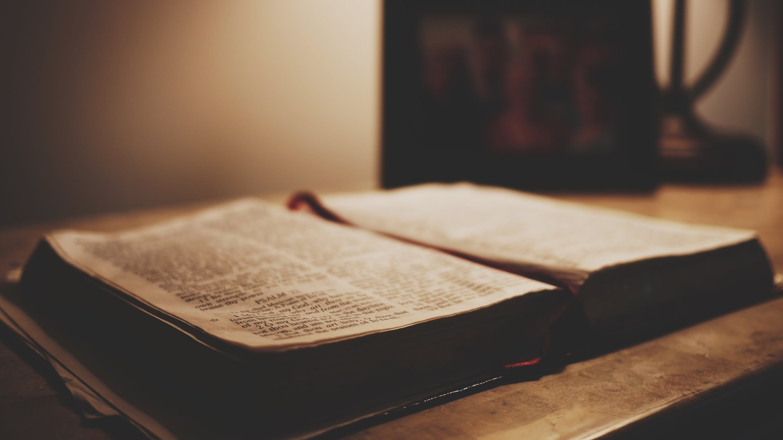 Read the Bible -