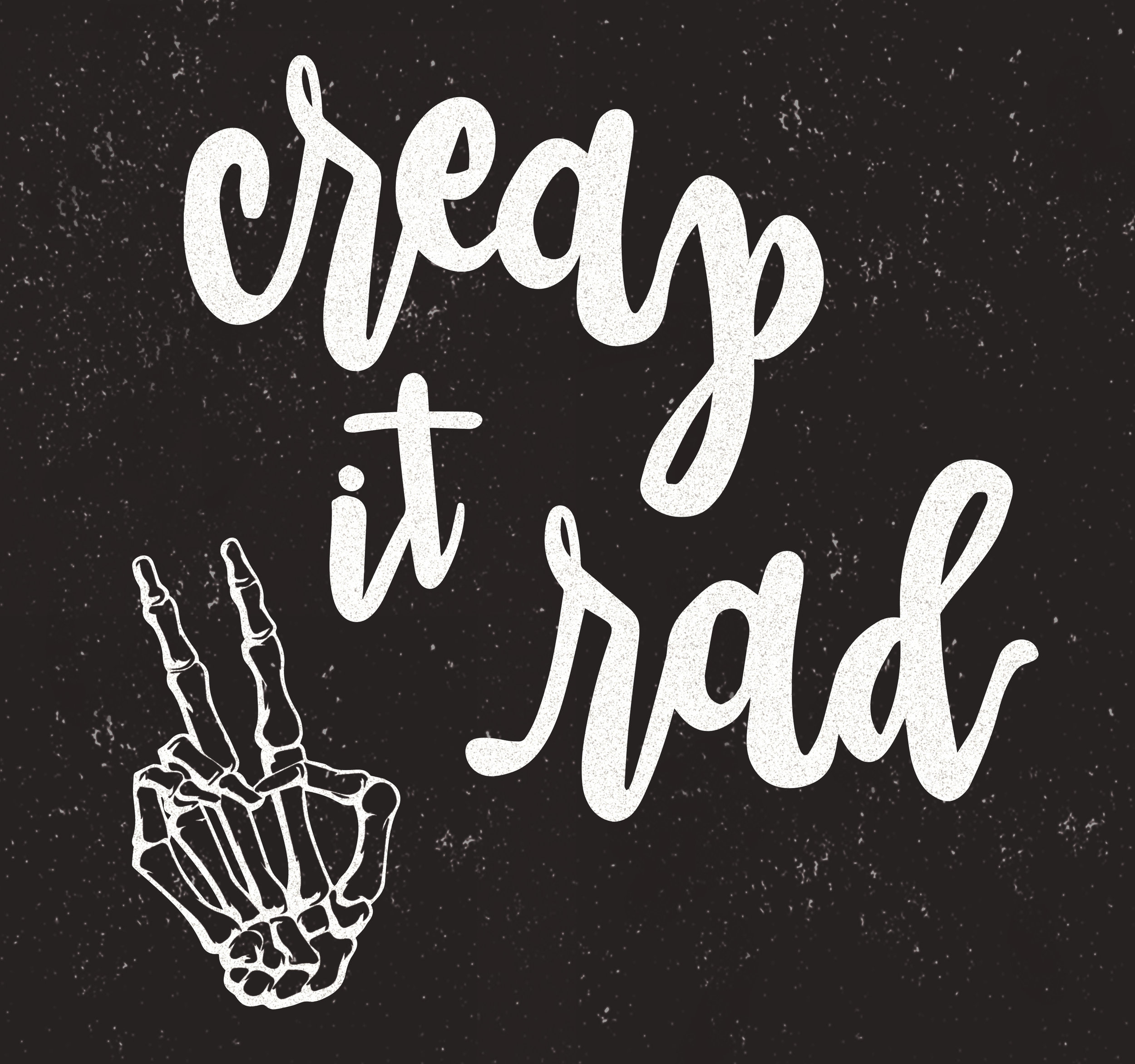 "2018 ""Creap it Rad"""