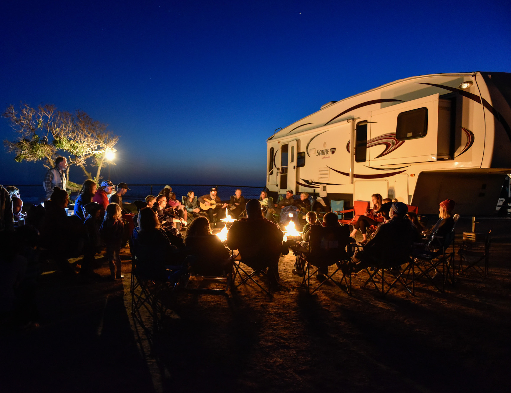 Lighthouse Campfire Worship San Elijo Beach.jpg