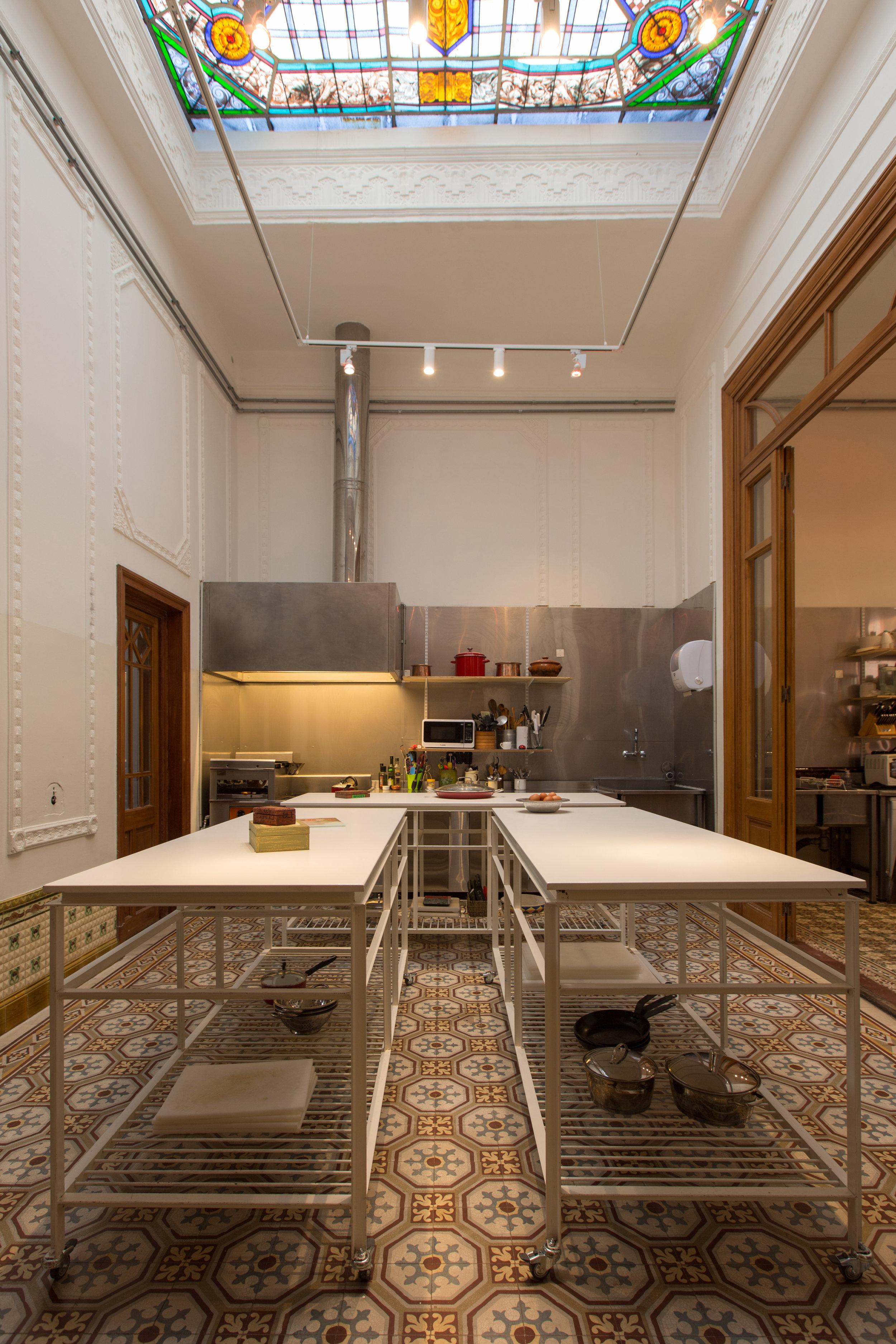 Club de cocina 1056 / Alex Cocina.