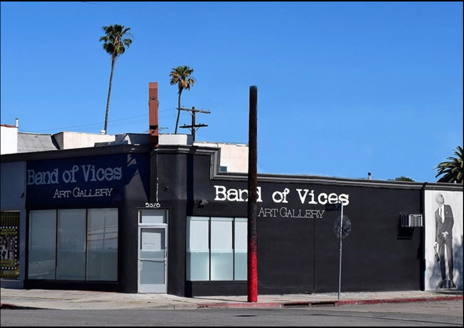 Band of Vices Art Gallery - West Adams