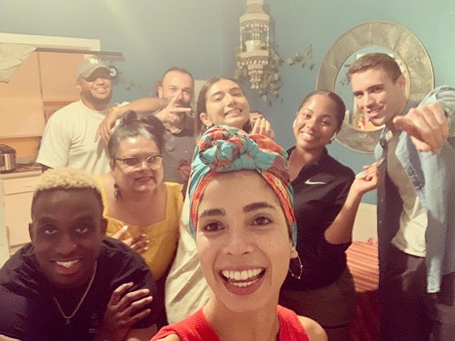 My heart is still full from last night. I was invited by @colominicana to break bread with her and these amazing humans in her home to be part of the hundreds of @embracelosangeles conversations happening around the city. embRACE LA's goal is to challenge and change biases and inequities within ourselves, our neighborhoods and our local city government. I will be honest and say that I felt a little nervous walking into a room of complete strangers (with the exception of Tiffany, whom I'd only met IRL ONCE) and talk about race and biases, however, Tiffany and the other participants created the perfect container to have this convo. I left hopeful and with an more open heart.  Consider attending (or hosting!!) an #embraceLA convo of your own. More info at www.embracela.org . . . #embracela #community #ilovela #mydayinla #losangeles #love #intergenerational #femmesofcolorvisibility