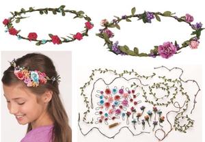 Flower Crowns: 4/17/18