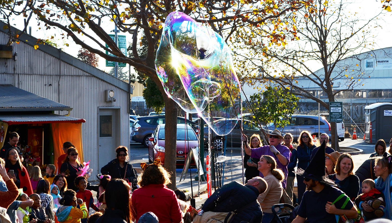 Halloween Fest Trick Or Treating 2018 Fourth Street