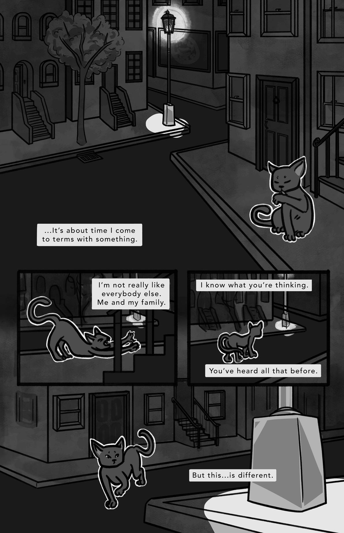 Catstar #0 p.1