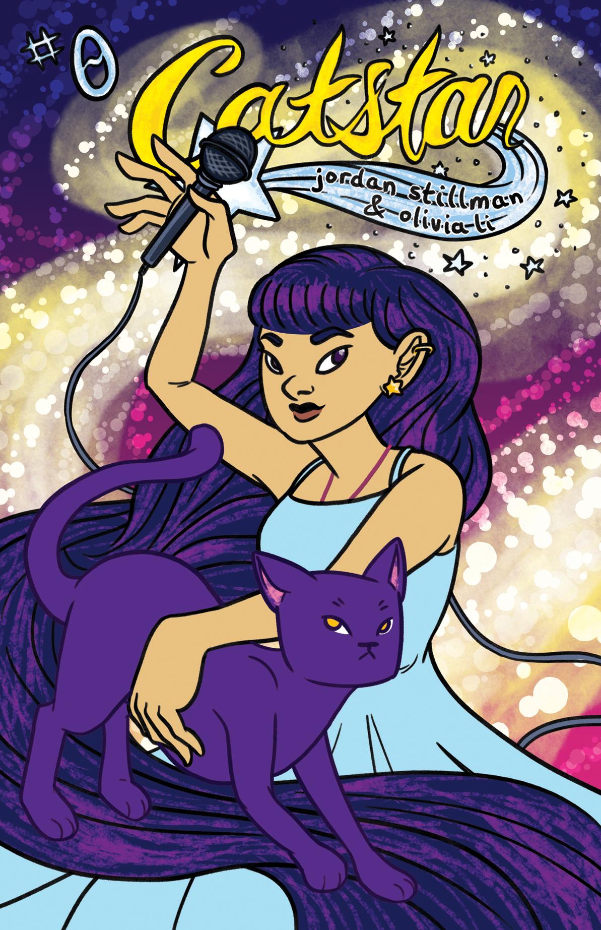 Catstar #0 cover