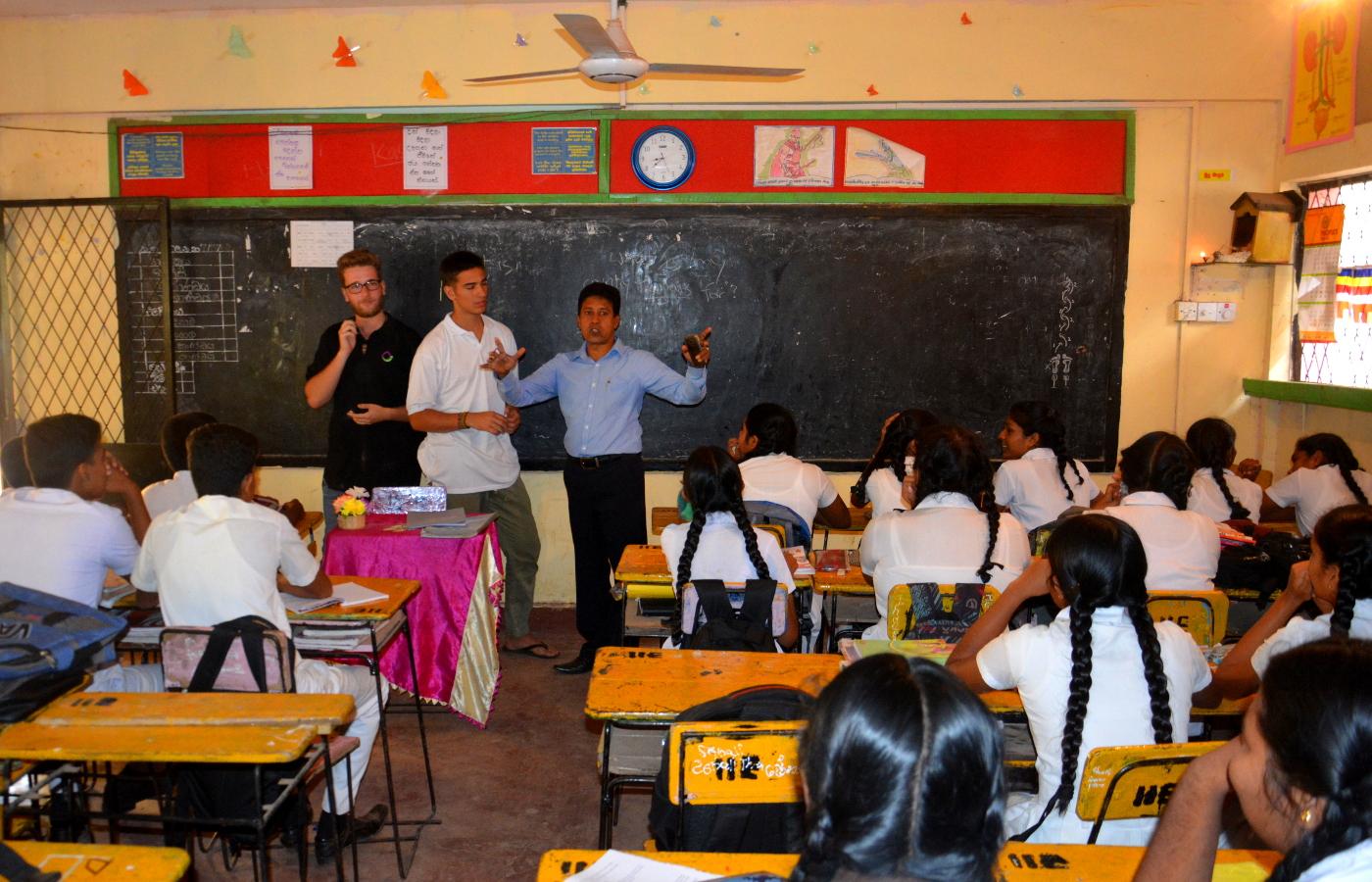 Volunteer and Teach German in Sri Lanka — Give a Fig