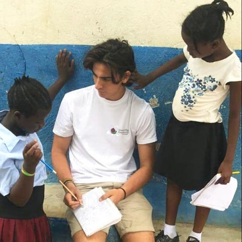 With 3 of our volunteers at the school, children can have plenty of personalised support and learning. Join us in Ghana, supporting disadvantaged children at a school and children's centre.