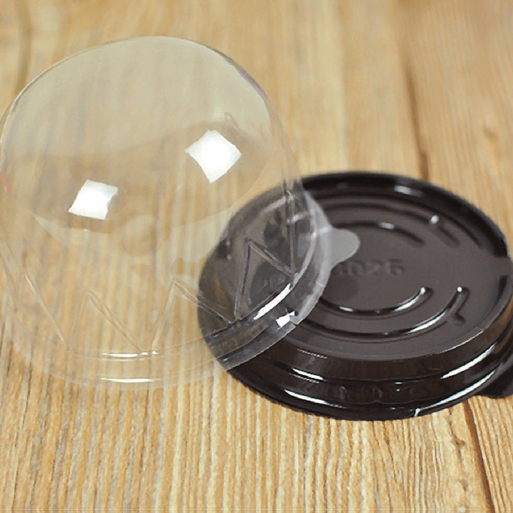 Plastic Containers & Cake Domes
