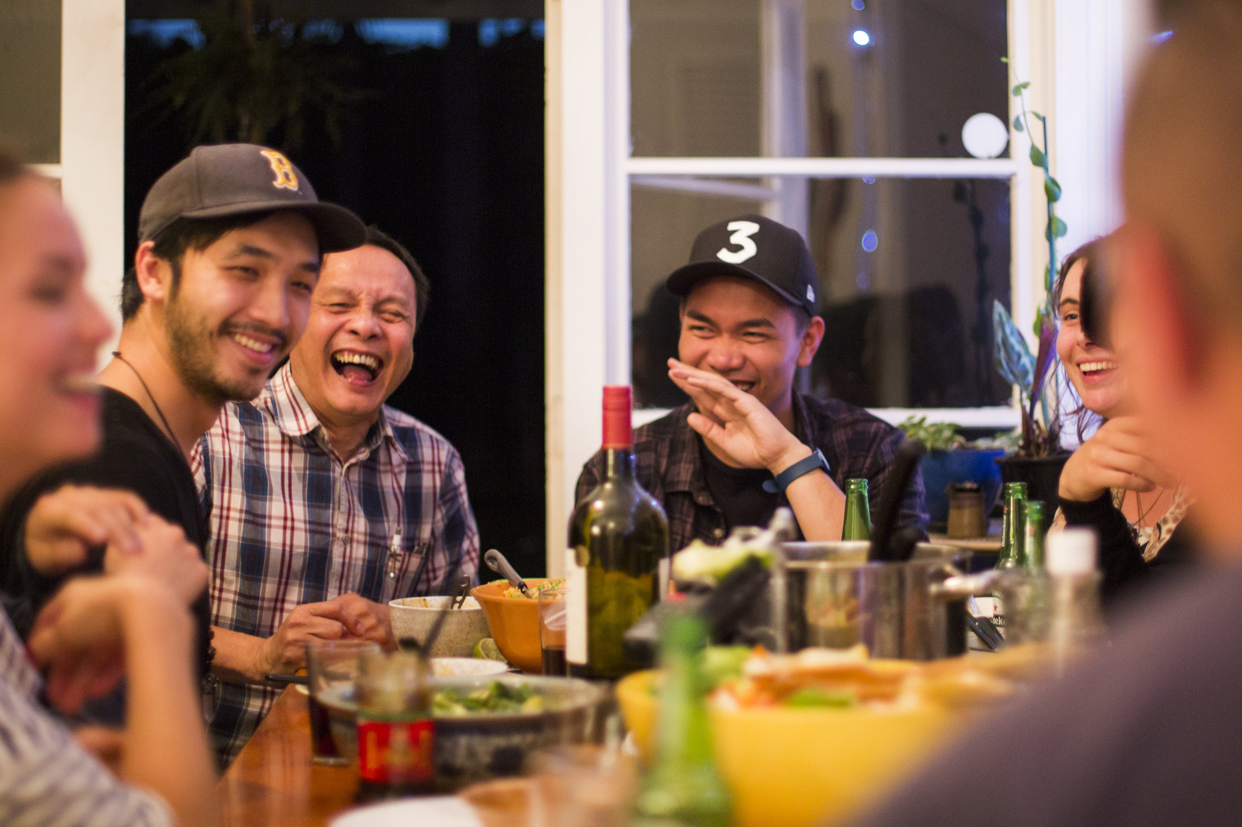 Yoson An, Han Huang and James Roque talk sex