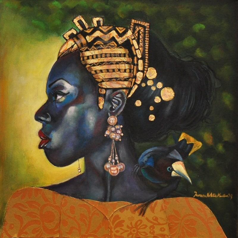 Imagem: Tamara Natalie Madden , Fonte:  African Digital Art
