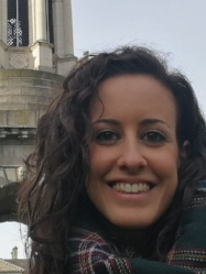 Aida Merida Garcia  Interreg Volunteer Youth, IVY (2017)