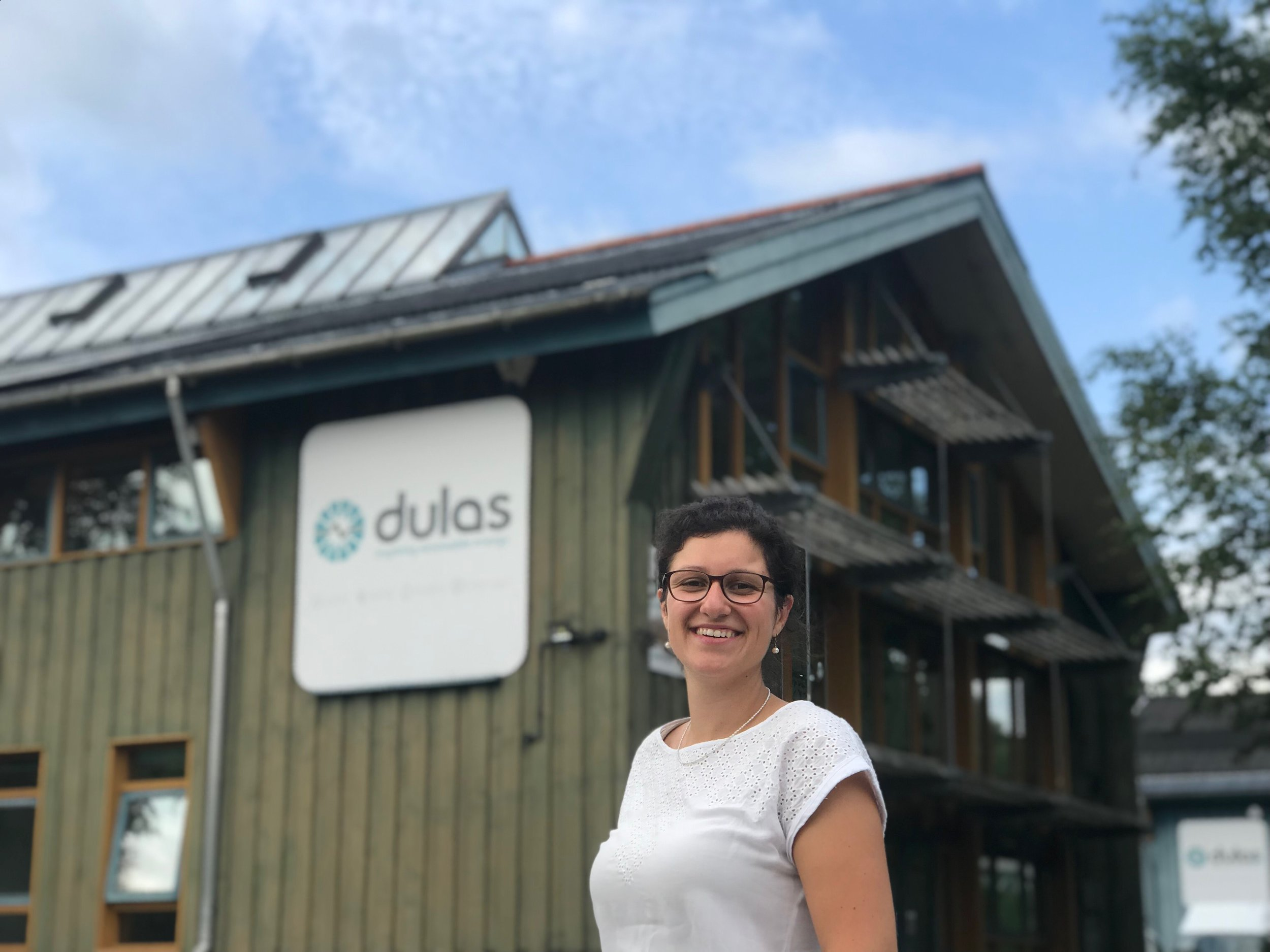 Isabel discusses with Welsh industry how her research can  help to reduce their water consumption. She will be presenting at our #dwruisce2018 Water-Energy Innovation Conference in the 23rd October 2018.