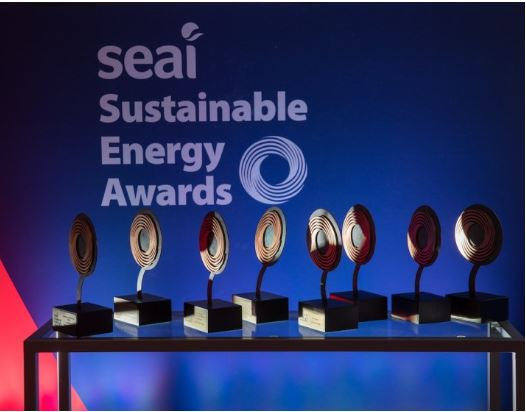 Dŵr Uisce is shortlisted for the SEAI Sustainable Energy Awards