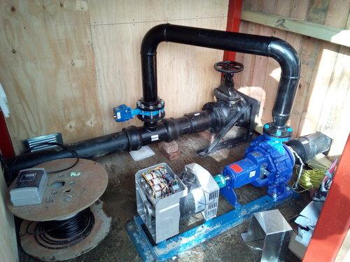 Pump As Turbine and generator
