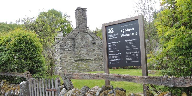 Tŷ Mawr Wybrnant demonstration site