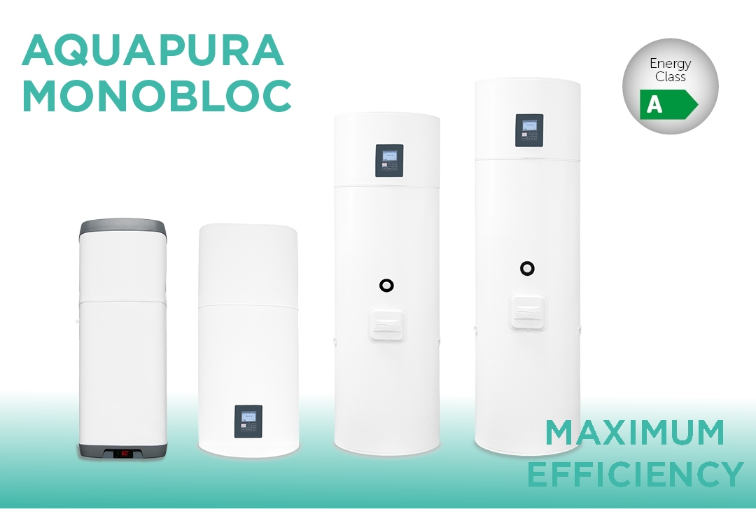 NOT TOO KEEN ON SOLAR PANELS? - The Aquapura line of products use indirect solar energy, and therefore eliminate the need for a solar panel.