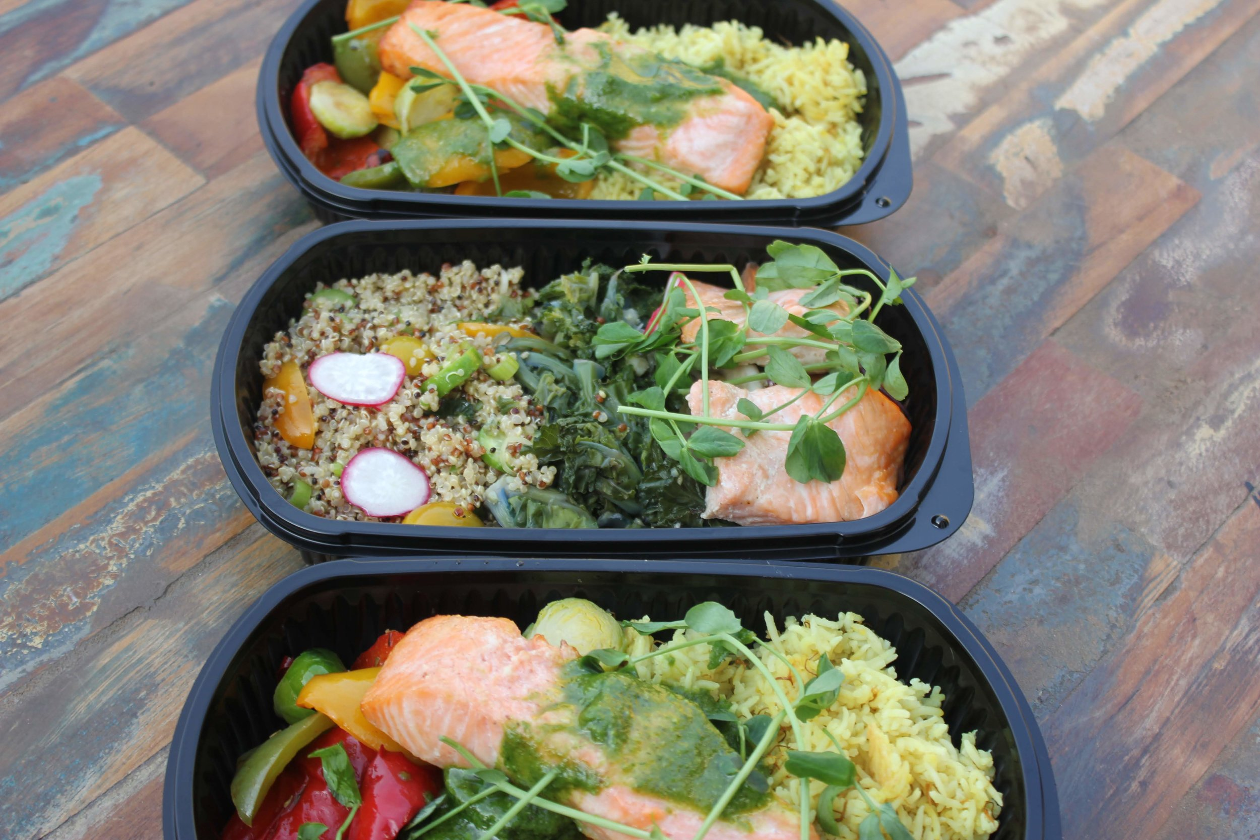 The Energise Plan - Taking the hassle out of balanced nutrition
