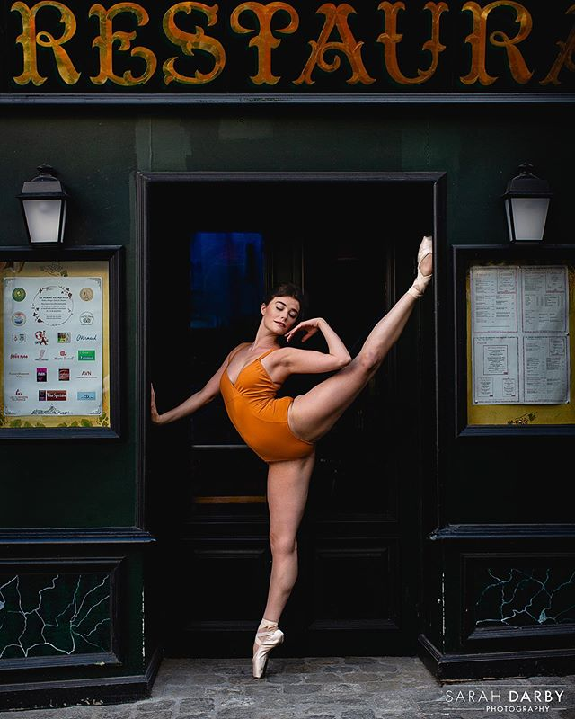 In the doorway . . . with the beautiful Brittany Cavaco in Montmartre, Paris! . . If you're interested in commissioning your own ballet photoshoot DMe for bookings. #thecotswoldsballerina  #sarahdarbyphotography . . . . #paris #montmartre #parismontmartre #eurostar #ballet #paris  #ballerinasofig #worldwideballet #ballerinasofinstagram #parisphotography #dancephotography #ballerina #dance #dancespirit #lifeofthedancer #dancerlife #onpointemagazine #dancephotoshoot #ballerinaproject #demipointe #balletphotoshoot #balletworld #dancersofig #onpointe #balletphotographyclub #loveofballet #balletphotoshoot #theballetscene