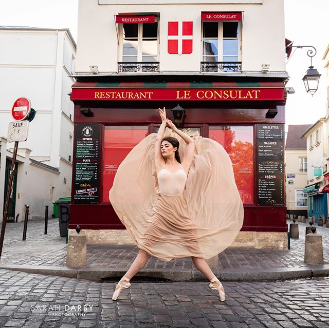 Happy Monday everyone! I absolutely love 💕 editing my photos from my recent shoot in Paris. It was so amazing working with @theballerina and @saaggo before the crowds arrived! * * * If you're interested in commissioning your own ballet/dance/yoga photoshoot DMe for info, pricing and reservation. I have a few available slots this August 😄 * #thecotswoldsballerina  #sarahdarbyphotography Ballerina: Brittany Cavaco * * * * #paris #montmartre #parismontmartre #eurostar  #ballet #paris #parisphoto #ilovemyjob #dancersofinstagram #worldwideballet #canon5dmarkiii #parisphotography #dancephotography #ballerinaproject_  #lifeofthedancer #dancerlife #ballerinaproject #demipointe #balletphotoshoot #balletworld #dancersofig #onpointe #balletphotographyclub #loveofballet #balletlove #500px #parisballet #pasdedeuxfeature #balletphotoshoot