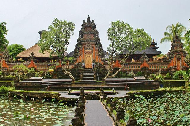 Ubud in Bali- Varsha Rao Exploring Asia