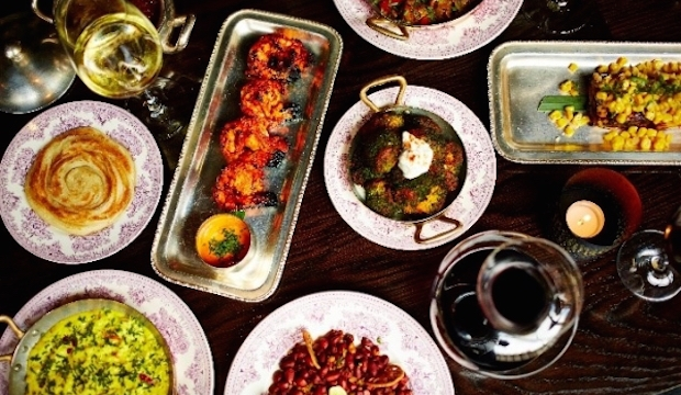 Gymkhana's Dishes